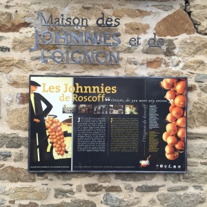 Museum dedicated to the Onion Johnnies of Brittany