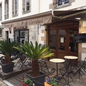 Le Petit Gaveau Terrace
