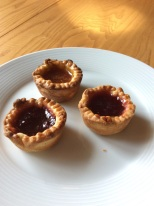 Homemade Jam Tarts from the Kernolou Kitchen