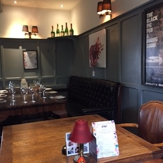 Dining Room Black Pig Tunbridge Wells