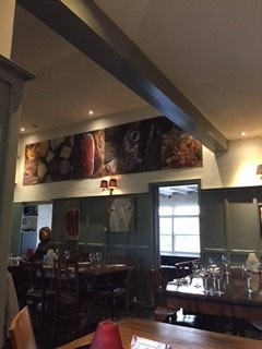 Pub dining room in Tunbridge Wells - Black Pig