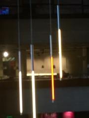 Illuminations at the National Theatre