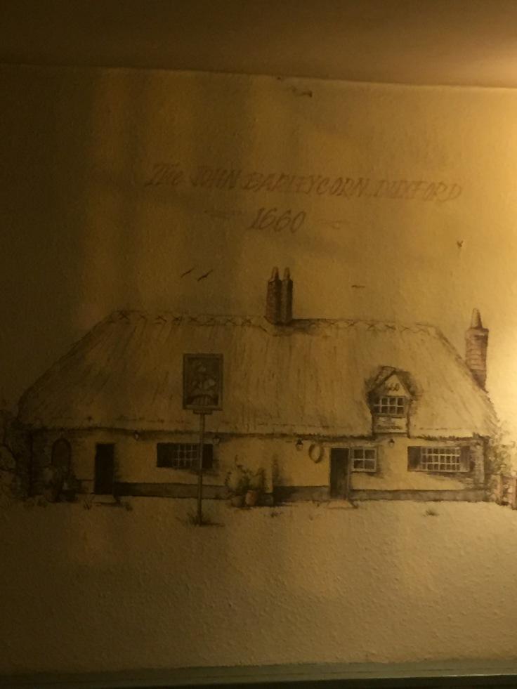 John Barleycorn Duxford sketch