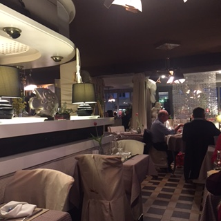 Le Roulis Restaurant at Ouistreham