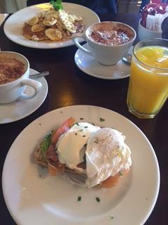 Cafe Rouge Breakfast