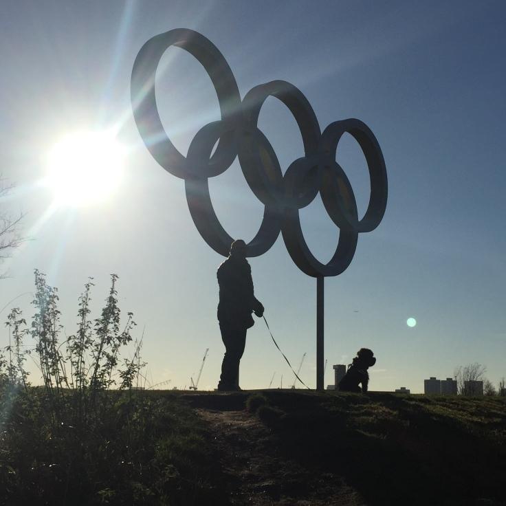 Olympic walk