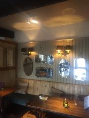 Crown Broxbourne, mirror room