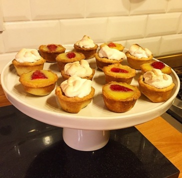 Mini summer tarts
