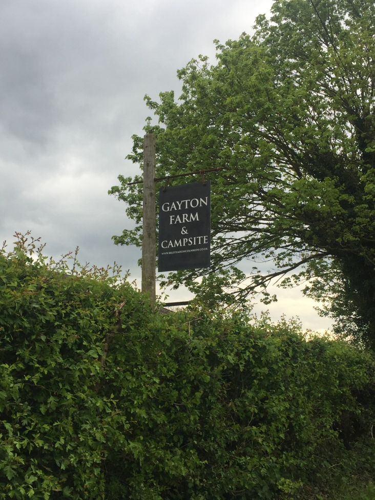 Camping and Caravanning Club Certified Site, Gayton Farm and Horningsea, Cambridge